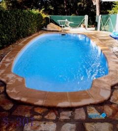 Lona piscina S307