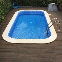 Lona piscina Marbella