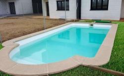 Lona piscina Panda 4E