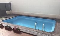 Lona piscina Panda