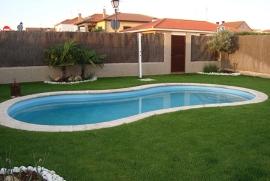 Lona piscina Madrid
