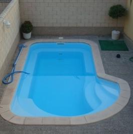 Lona piscina Atenas