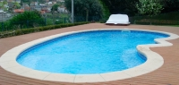 Lona piscina Elipsa 800