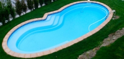 Lona piscina Elipsa 1000