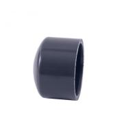 Tapon hembra liso Pvc d 50 mm
