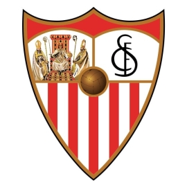 Escudo F  tbol Adhesivo piscina Sevilla F C