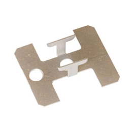 Clip union metalico