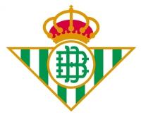 Escudo Fútbol Adhesivo piscinas Real Betis