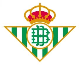 Escudo F  tbol Adhesivo piscinas Real Betis