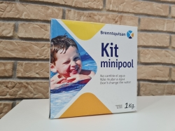 Kit de Cloro y Alguicidaa Minipool 1 Kgs
