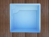 Manta térmica solar piscina Lucero