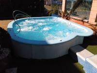 Manta térmica solar piscina Lola