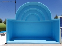 Manta térmica solar piscina Manola