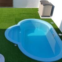 Manta térmica solar piscina Lupe