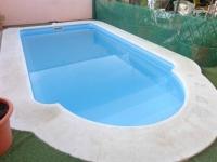 Manta térmica solar piscina Concha