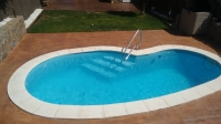 Manta térmica solar piscina Pura