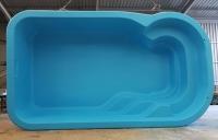 Manta térmica solar piscina Malena
