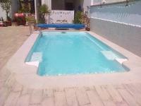 Manta térmica solar piscina Tere