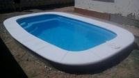 Manta térmica solar piscina Merche