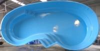 Manta térmica solar piscina Nanda