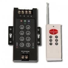 Modulador y mando a distancia para focos de 4 hilos piscina