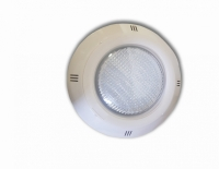 Foco extraplano piscina LED blanco 15 W ABS 31 cm