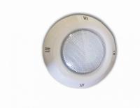 Foco extraplano piscina LED blanco 35 W ABS 31 cm