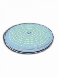 Lampara piscina par 56 slin LED RGBW 30 W