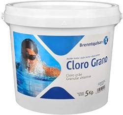 Cloro granulado 5 Kgs