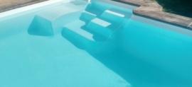 Piscina Prefabricada Santorini
