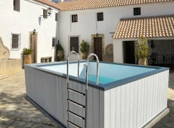 Manta t  rmica solar piscina H  rcules