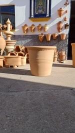Cer  mica de Barro artesana Mazet  n Mud  jar